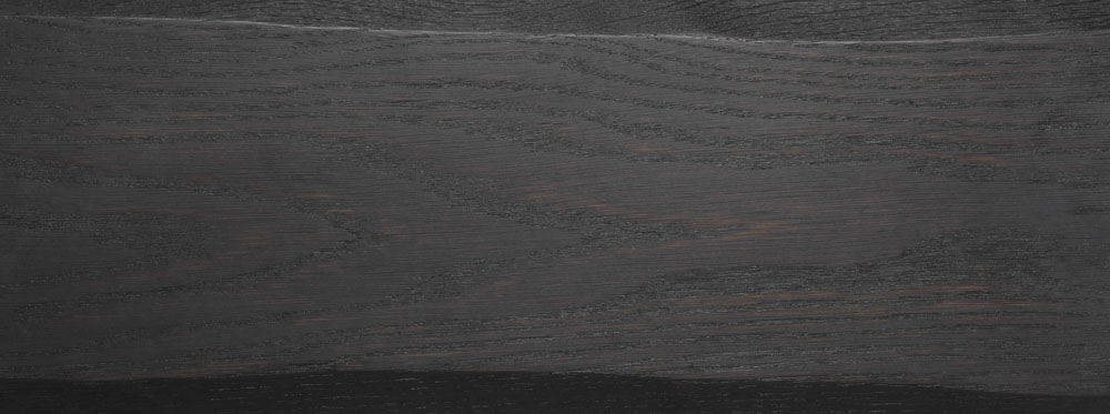 A4 - [rovere senza nodi pigmentato: ] total black