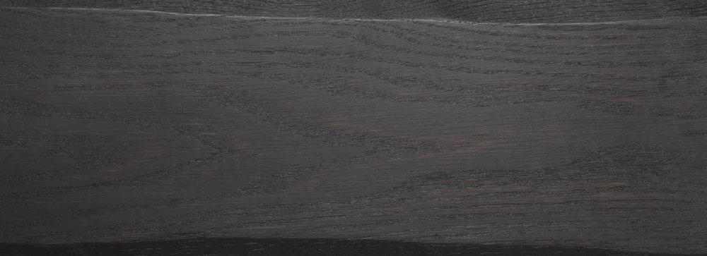 A4 - [rovere con nodi pigmentato: ] total black