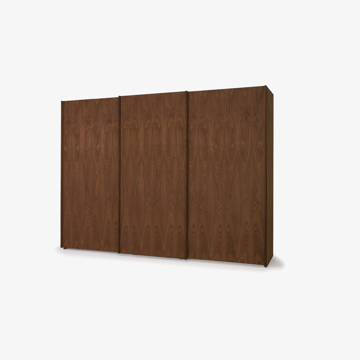 Design wardrobe solid wood sliding door handles HANGAR LIGHT | Solid wood wardrobes | Design wardrobes