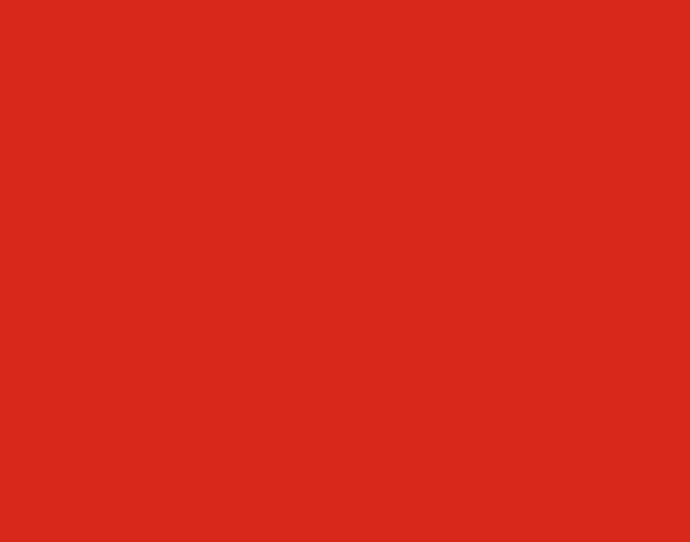 B2 - [ferro laccato: ] RAL - 3020_ROSSO TRAFFICO