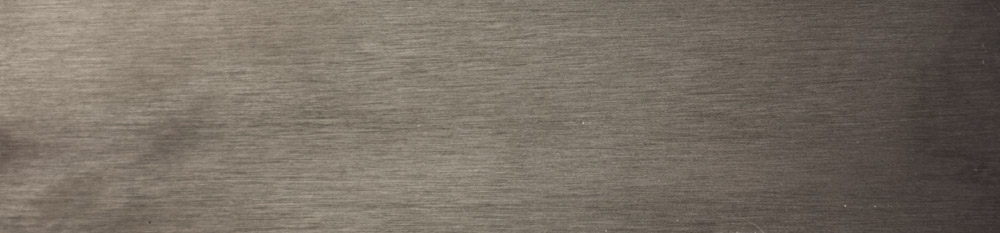 B3 - [Eisen lackiert, Effekt matt gebürstet: ] Titan