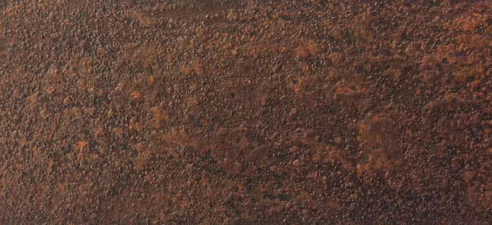 B3 - ferro laccato effetto ossidato