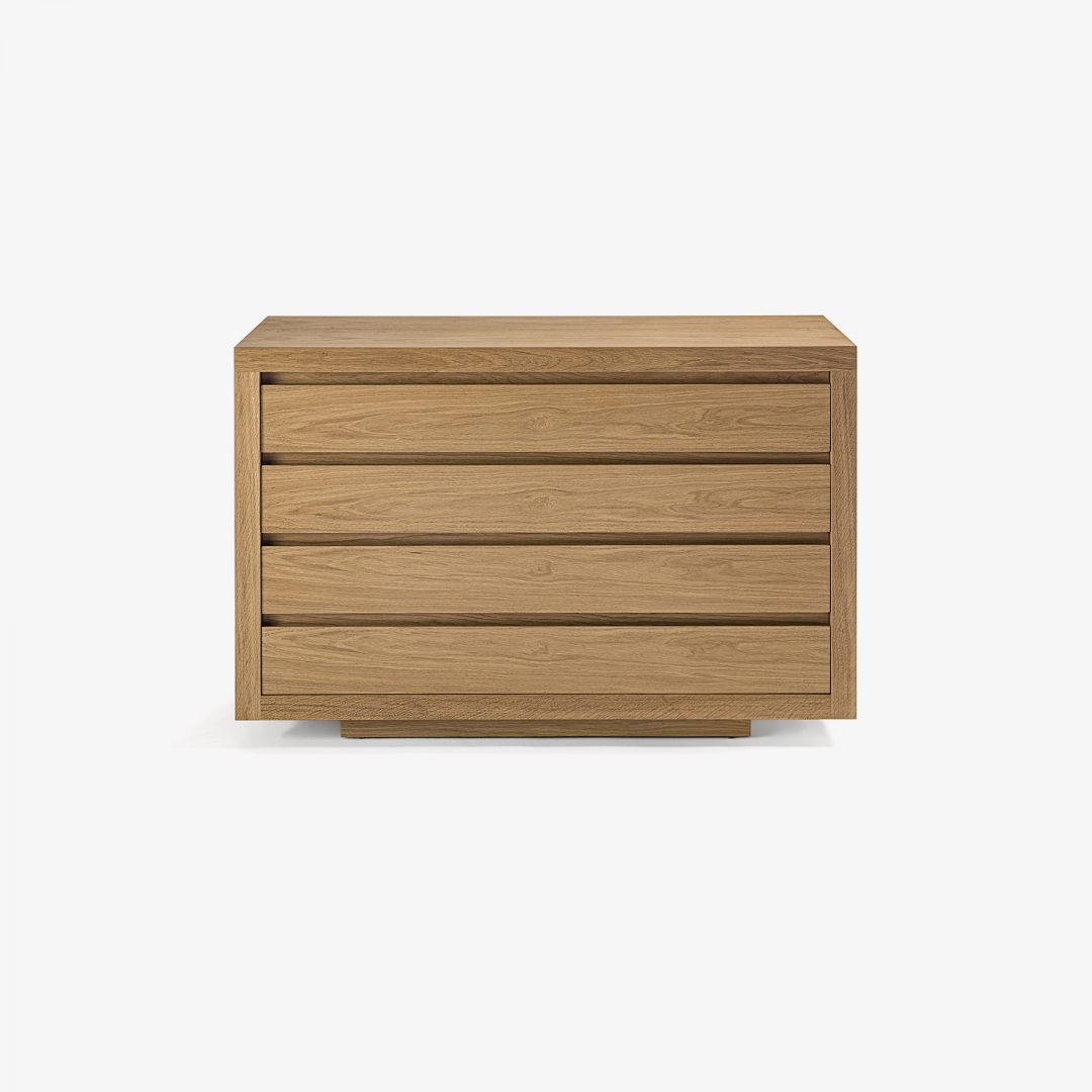Real solid wood chest of drawers KYOTO 6 | Design chest of drawers | Solid wood chest of drawers