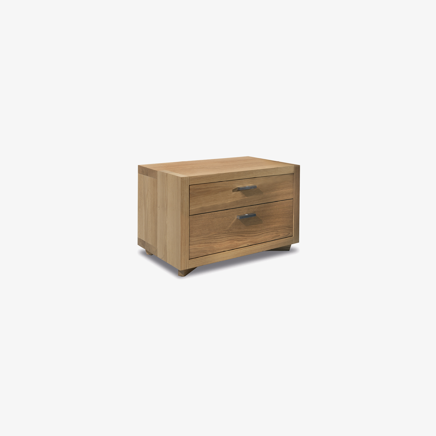 Solid wood night table CELESTINO | Modern night table | Night table