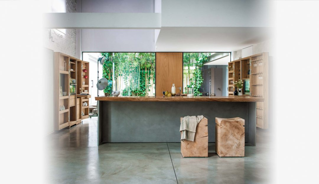 Plywood kitchen LA CUCINA | Designer kitchen | Kitchen
