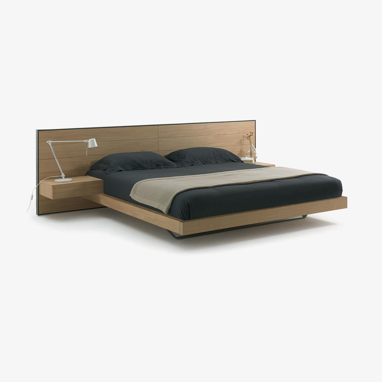 Letto moderno RIALTO BED | Letto con comodino