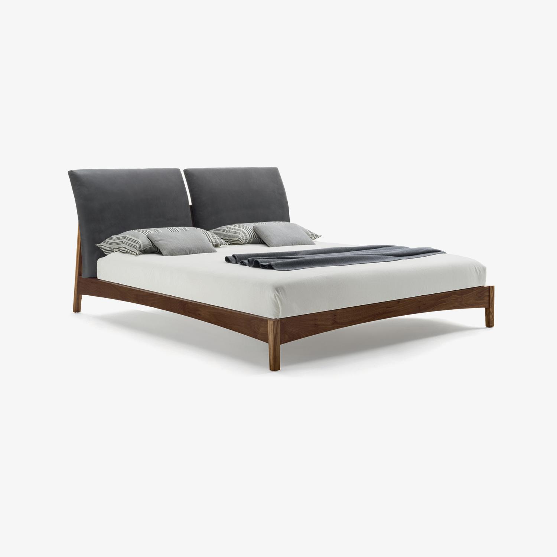 Letto legno moderno SLEEPY | Letto di design | Letto singolo legno | Letto matrimoniale legno