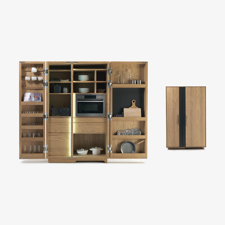 Mobile contenitore CAMBUSA WINE | Mobile per cucina | Mobile contenitore di design