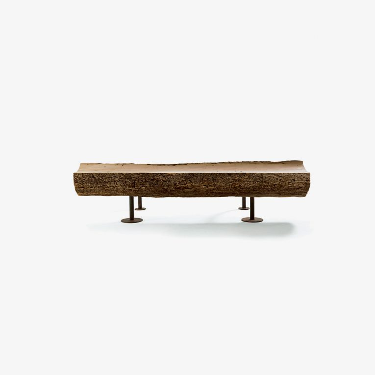 Interior wooden bench DIVAN   Modern bench   Wooden bench