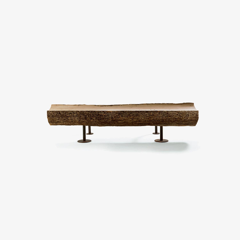Panca legno per interni DIVAN | Panca moderna | Panca legno
