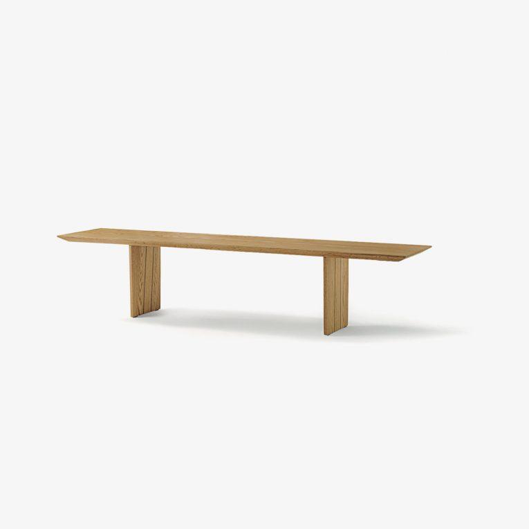 Panca legno massello LIGHT | Panca legno per interni | Panca moderna | Panca
