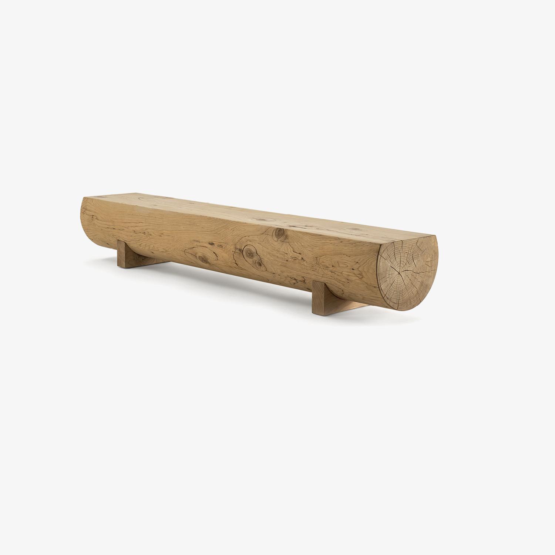 Panca in cedro PURE | Panca legno per esterni | Panca
