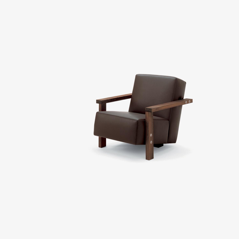 Moderner Sessel BERBENA | Design-Sessel | Ledersessel | Sessel