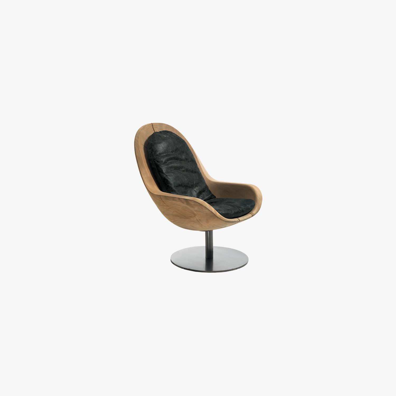 Moderner Sessel CREUS | Sessel