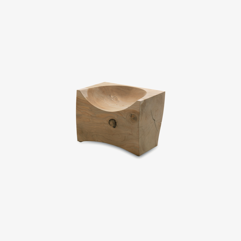 Italienischer Design-Sessel LOG | Italienischer Sessel | Sessel
