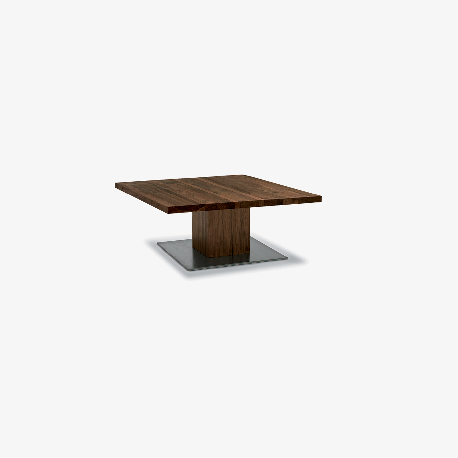 Solid wood low table BOSS BASIC SMALL | Low table | Coffee table