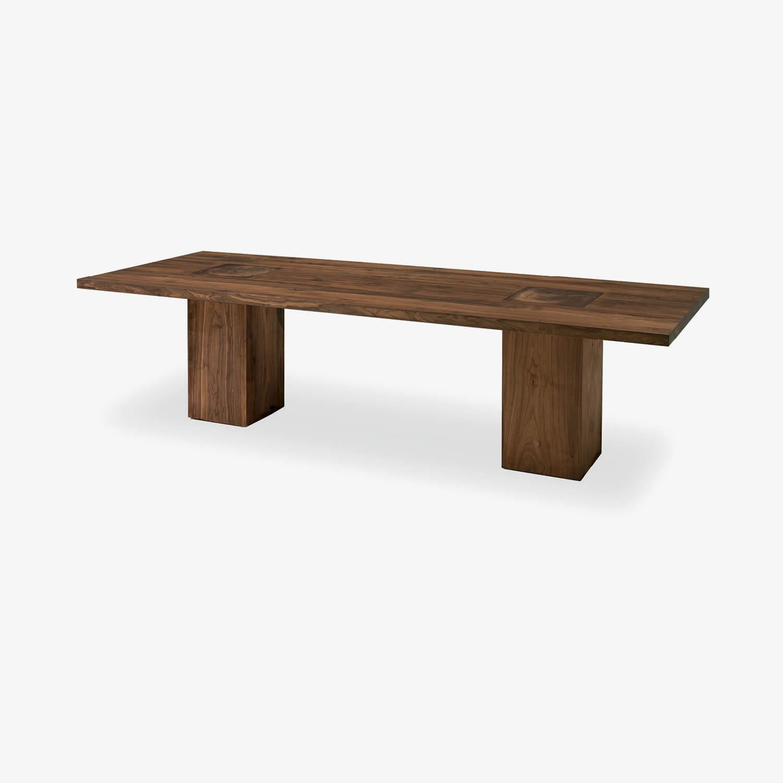 Rechteckiger Holztisch BOSS EXECUTIVE | Tisch