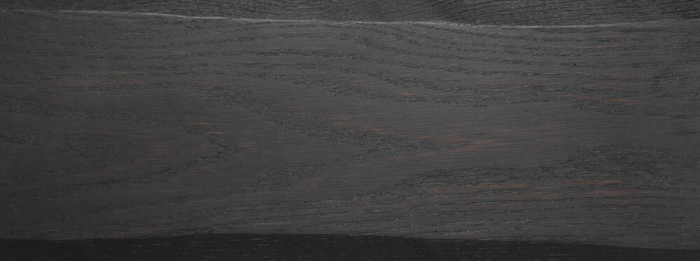 A4 - [oak without knots pigmented: ] total black