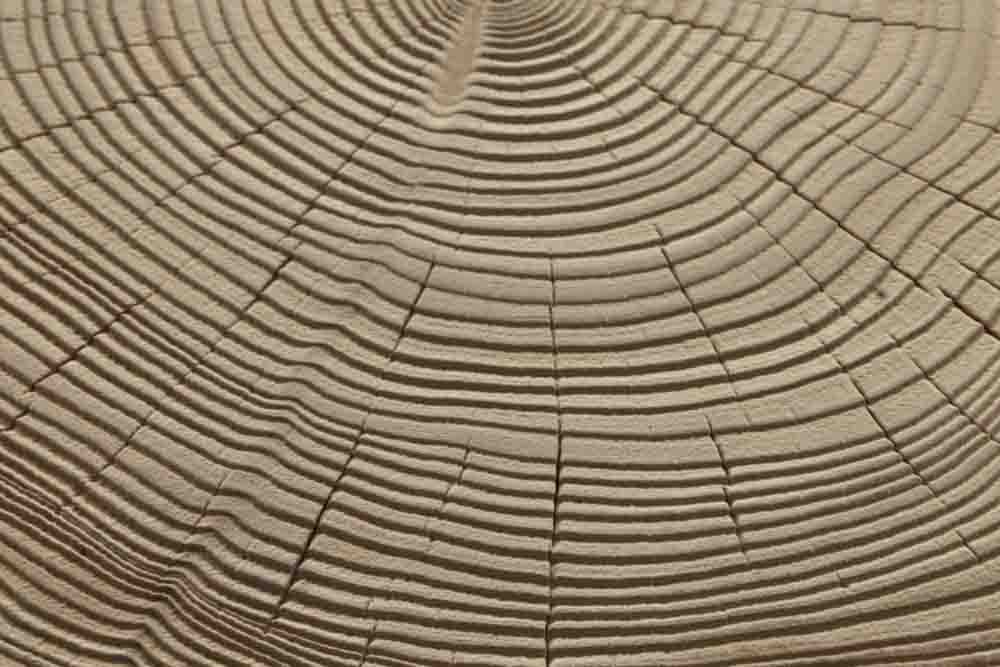 A8 - Zeder sandgestrahlt