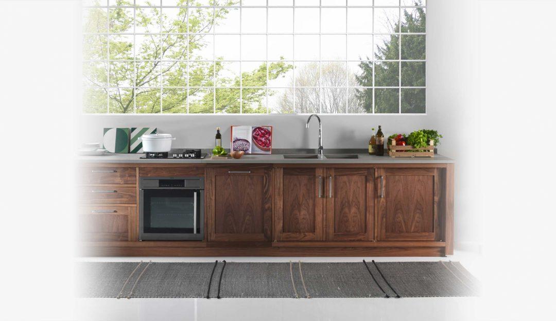 Cucina componibile legno massello SEVEN DAYS | Cucina moderna