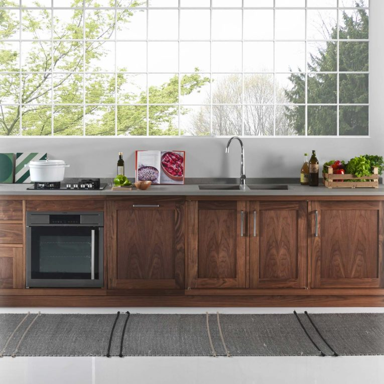 Solid wood kitchen SEVEN DAYS | Modern kitchen